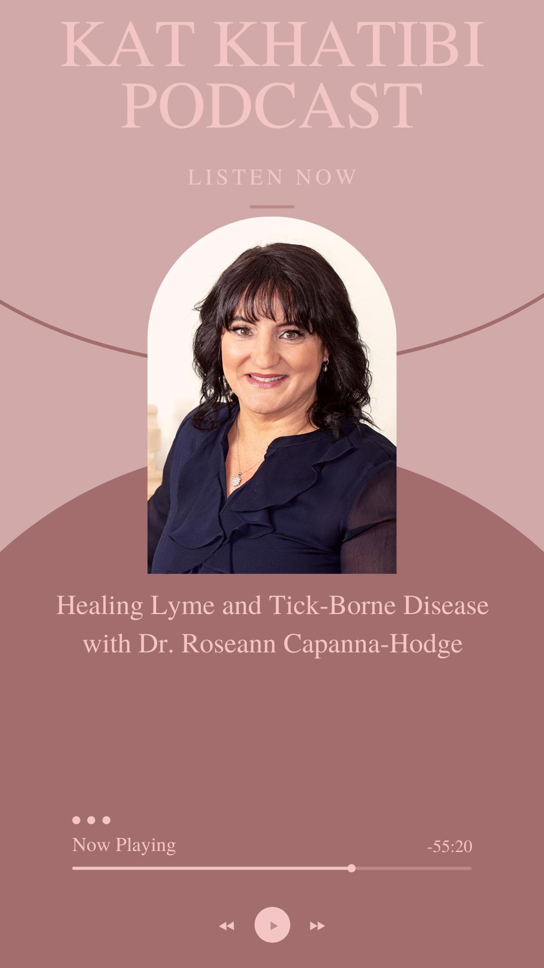 Healing Lyme and Tick-Borne Disease with Dr. Roseann Capanna-Hodge